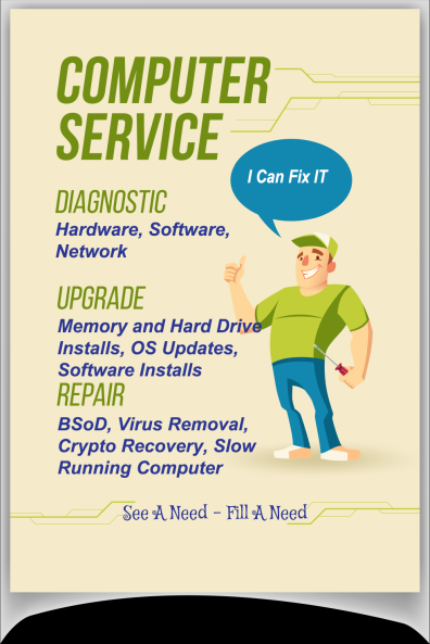 Computer Repair and Consulting